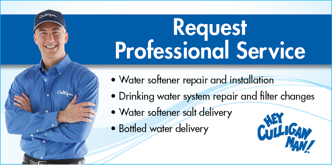 Softener And Drinking Water System Service Culligan Igh