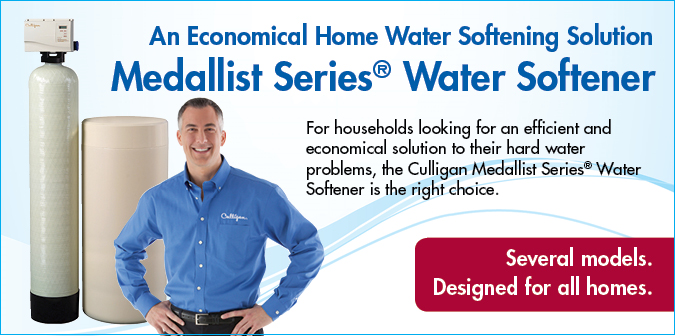 Medallist Water Softeners Culligan Of Inver Grove Heights