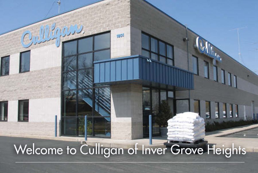 Welcome to Culligan of Inver Grove Heights