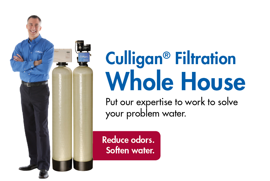 culligan home water filter
